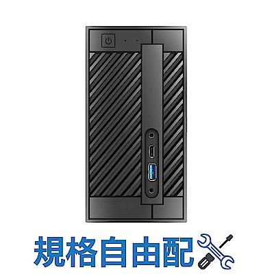 華擎平台 G54雙核 DeskMini 310 迷你準系統