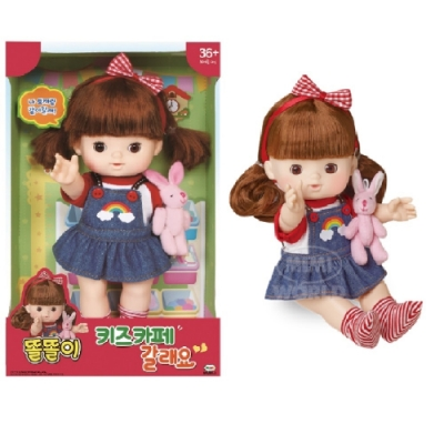 mimi world 小朵莉裝扮系列-快樂出遊裝 會眨眼