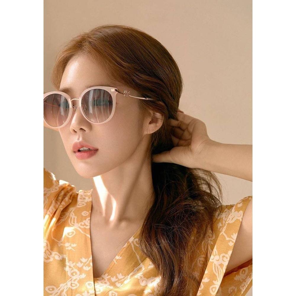 SWAROVSKI 廣告款 水鑽 太陽眼鏡(裸色)SK242K