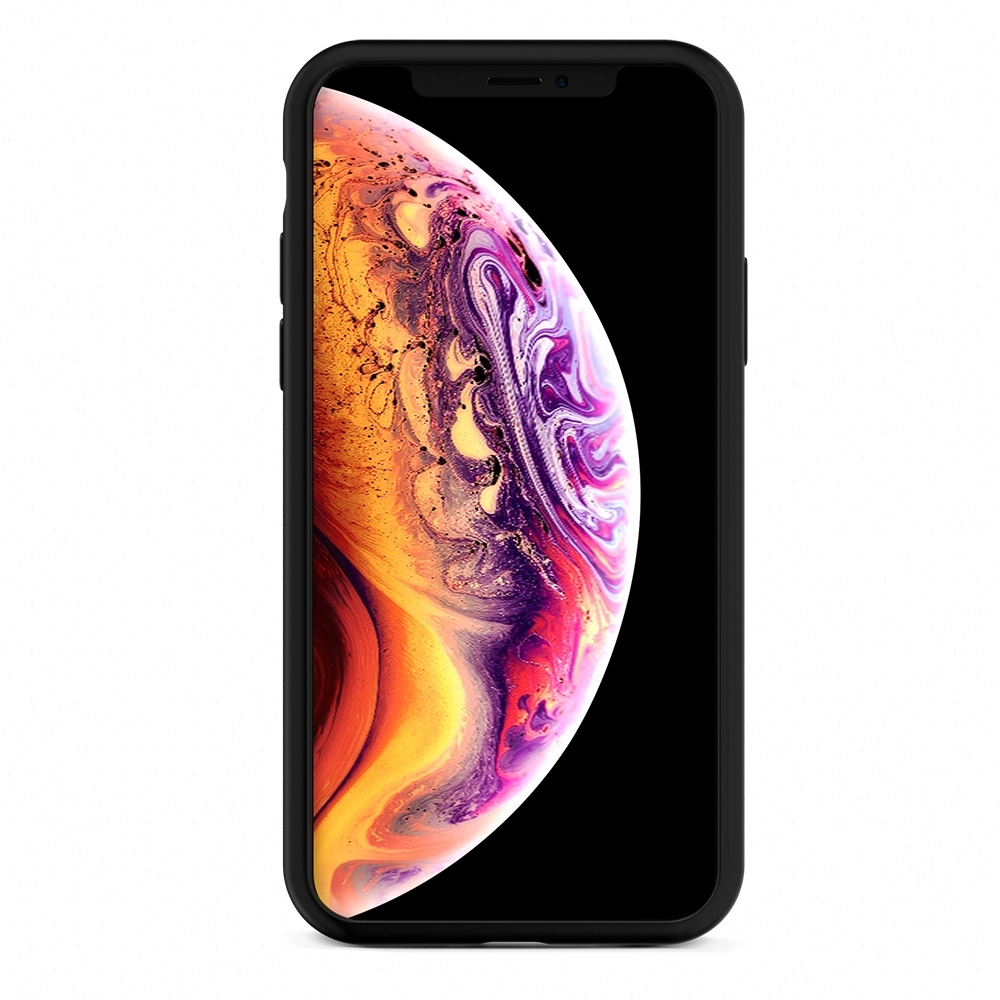JTLEGEND iPhone X/XS Doux 柔矽抗污防摔殼