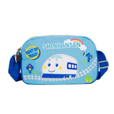 【IMPACT】新幹線陽光假期-側背包#寶藍 SS00A01RB