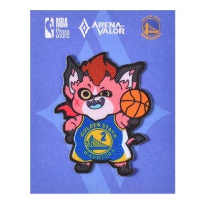 NBA Store x 傳說對決聯名貼布章 勇士隊