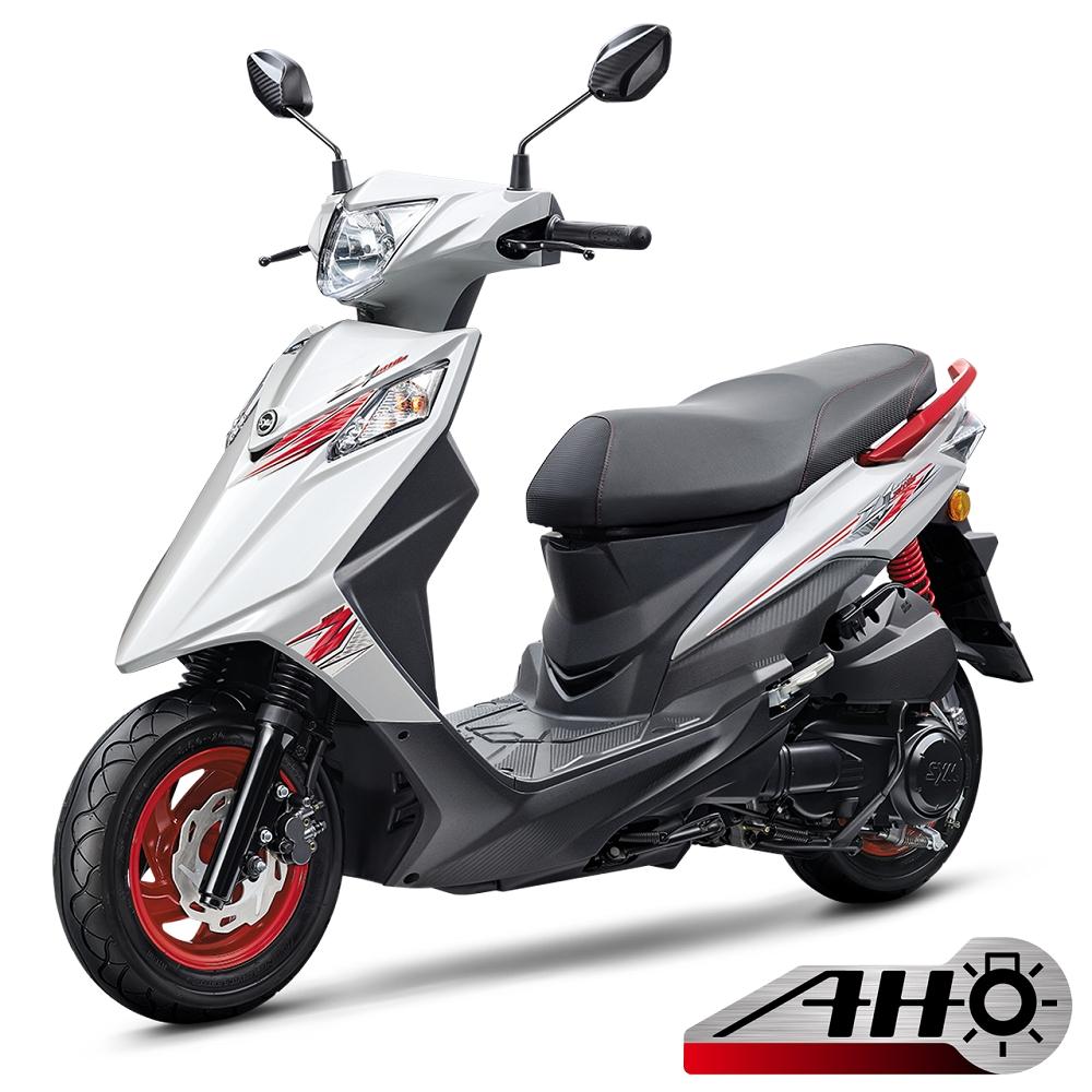 (無卡分期-18期)SYM三陽機車 Z1 ATTILA 125 六期 碟煞(2019)