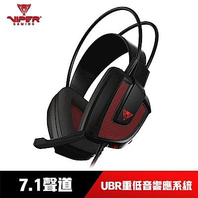 Patriot美商博帝 絕地戰蛇Viper V360 7.1聲道電競耳機