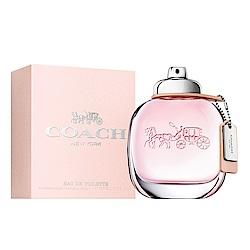 *COACH 時尚經典女性淡香水 30ml