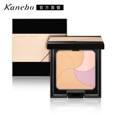 Kanebo 佳麗寶 COFFRET D'OR金炫光燦粉餅盒A