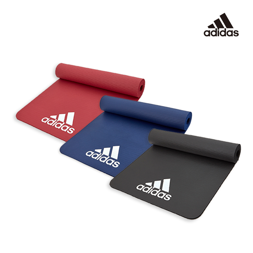Adidas Training 輕量防滑彈性運動墊7mm(共3色)