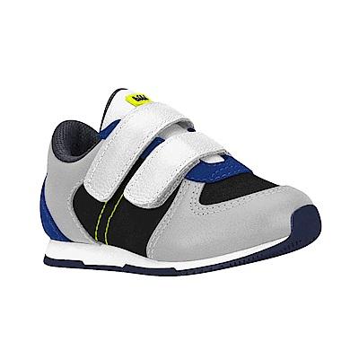 巴西BiBi童鞋_休閒款-灰黑藍928043