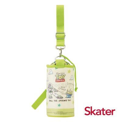 Skater可調式水壺袋-三眼怪