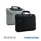 Kingsons ks3093w 14.1、Pro15吋 電腦包 筆電包 側背包