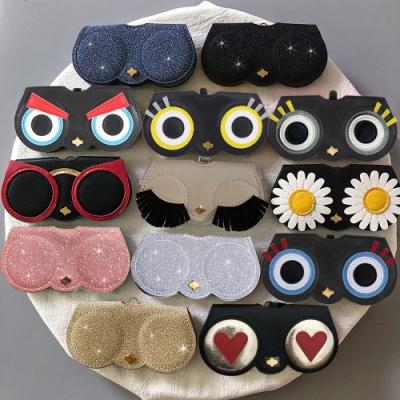 [時時樂限定]seoul show首爾秀 綜合外掛墨鏡收納包光學眼鏡保護夾太陽眼鏡盒