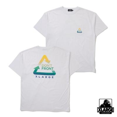 XLARGE S/S ALWAYS POCKET TEE短袖T恤-白