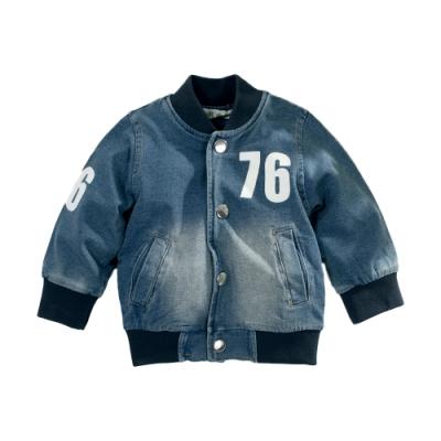 1~3歲幼兒厚款牛仔外套 k61060 魔法Baby