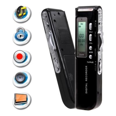 錄克斯 V810 多功能聲控啟錄數位錄音筆 (16GB)