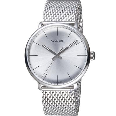 Calvin Klein ck巔峰系列復刻版時尚腕錶(K8M21126)