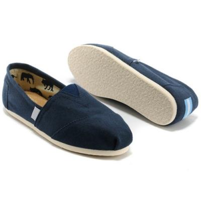 韓國KW美鞋館 (現貨+預購) 歐美休閒簡約百搭懶人鞋-藍