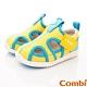 日本Combi童鞋 城市飛行幼兒機能涼鞋-酷動黃 product thumbnail 1
