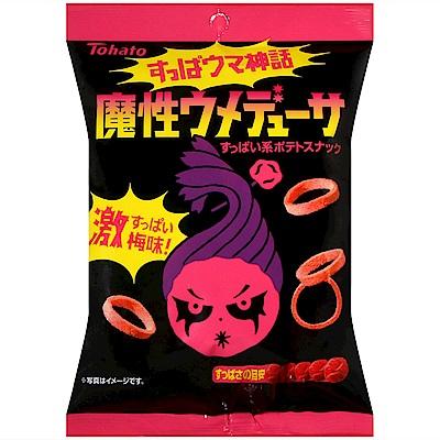 東鳩 魔性超酸洋芋圈-梅味(54g)