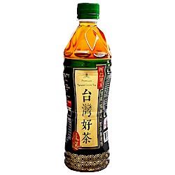 生活 台灣好茶極品翠玉-無糖(520mlx24入)