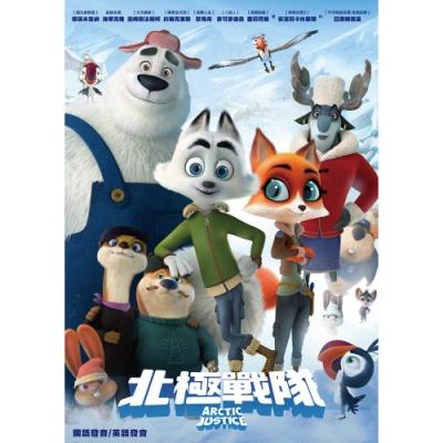 北極戰隊 DVD