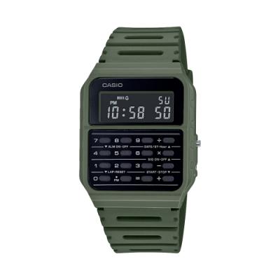 CASIO卡西歐 VINTAGE 復古 計算機電子錶 CA-53WF-3B_34.4mm