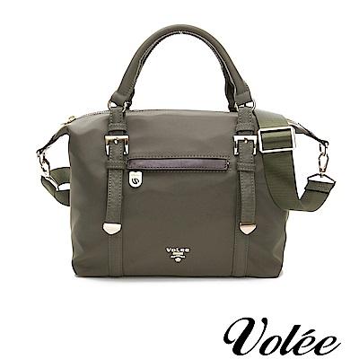 Volee好旅行系列隨行方形多用肩背包-愛爾蘭綠