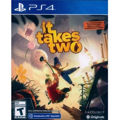 雙人成行 It Takes Two - PS4 中英日文美版