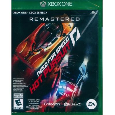 極速快感 超熱力追緝 重製版 Need for Speed: Hot Pursuit Remastered - XBOX ONE 中英文美版