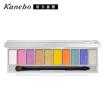 Kanebo 佳麗寶 LUNASOL絢夏光色眼彩盤8g