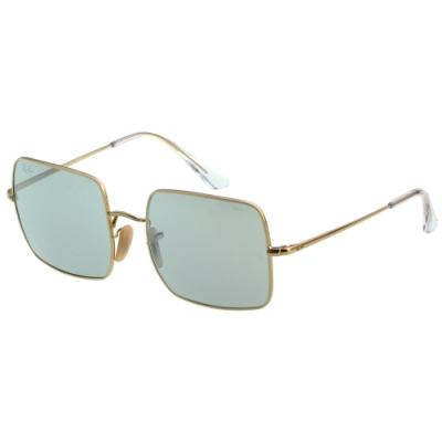 RAY BAN 水銀面 太陽眼鏡(金色)RB1971