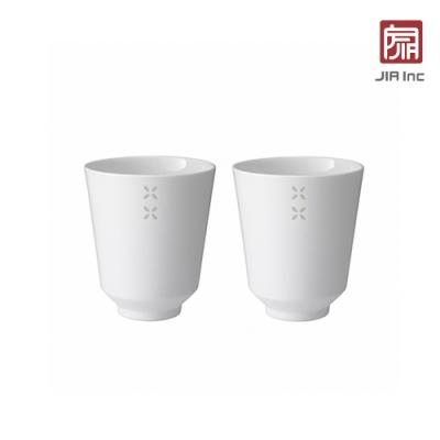 JIA Inc. 品家家品 紛雪系列 杯300ml-2入組