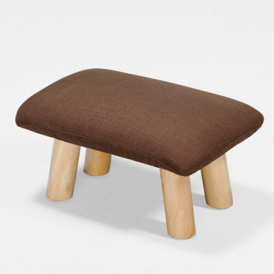 H&D 丹東咖啡色長方凳