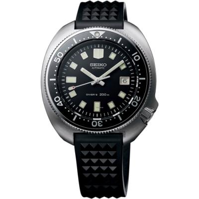 SEIKO 精工 8L35 復刻潛水200米限量機械錶(SLA033J1)
