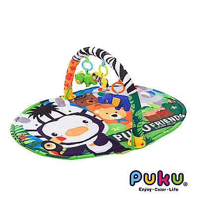【PUKU】Good Friends健身遊戲毯