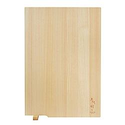 PEKOE精選 日本土佐龍檜木立式砧板(大 長44cm)