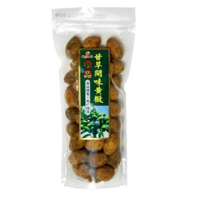 巧益 甘草開胃黃胃橄欖 (390g)