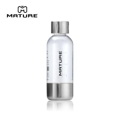 MATURE美萃 不鏽鋼寶特瓶500ML(1入)