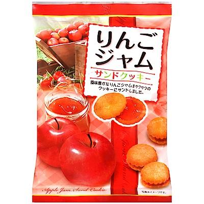 三黑 蘋果風味餅乾(95g)