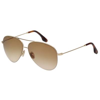 Victoria Beckham 維多利亞貝克漢 太陽眼鏡 (淡金色)VB90S