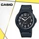 CASIO卡西歐 經典大錶面指針錶(MW-240-1B)/48mm product thumbnail 1