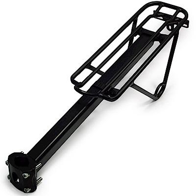 SAPIENCE 專業自行車鋁合金帶腳後貨架