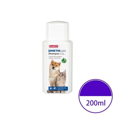 Beaphar樂透-滴靈靈‧防蚤蝨洗劑-天然蘆薈配方- 犬貓專用 200ml