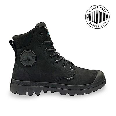 Palladium Pampa Cuff Lite+ WP防水靴-男-黑