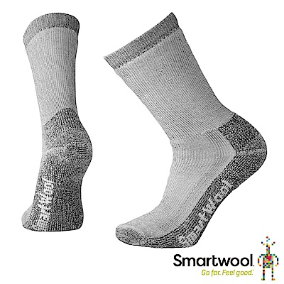 SmartWool 重量級減震型徒步中長襪 灰