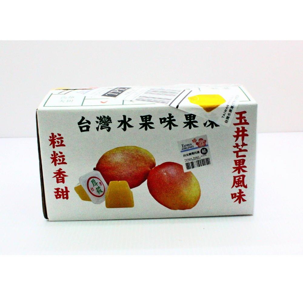 厚毅 台灣水果味果凍-芒果味(400g)