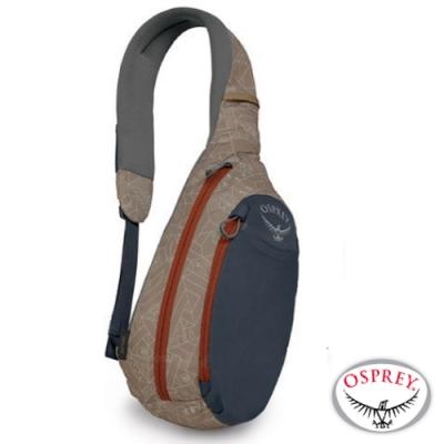 OSPREY Daylite Sling 6L 輕量多功能休閒單肩背包_野營棕 R