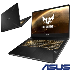 ASUS FX705DD 17吋電競筆電 R7/8G/1TB+128G/GTX1050