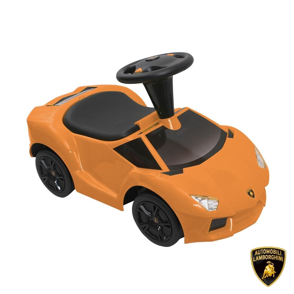 【Lamborghini藍寶堅尼】全台獨家 兒童滑行車(原車縮小比例)