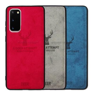 DEER 三星 Samsung Galaxy S20 北歐復古風 鹿紋手機殼
