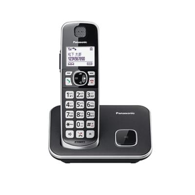 國際牌 PANASONIC KX-TGE610TWB DECT數位無線電話